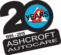 Ashcroft Autocare 20 year 1